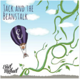 Jack and the Beanstalk CD Artwork